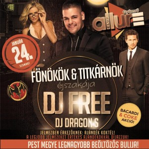 2015.01.24. Club Allure Gyömrő
